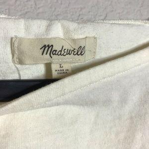 Madewell Tops - ⚡️Madewell Jersey Bateau Neck Top